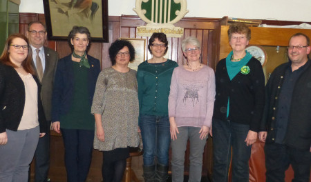 JHV Liederhort Hallstadt 2016