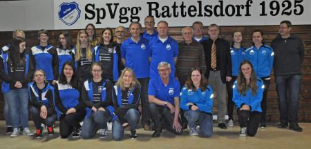 Sportlerehrung Rattelsdorf 2016
