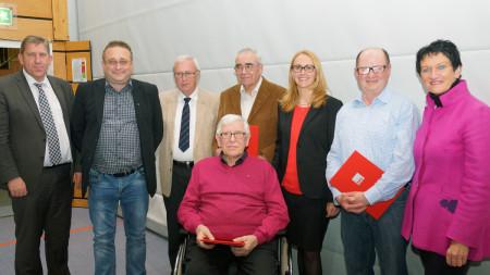 50 Jahre SPD Rattelsdorf 2016