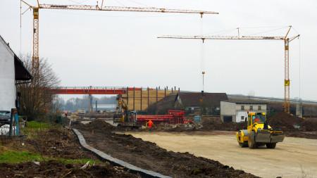 Behelfsbrücke Zapfendorf 2016 (2)