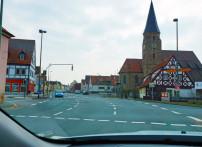 Kreuzung Breitengüßbach 2013 400