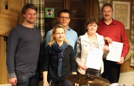Musikverein Hallstadt JHV 2016