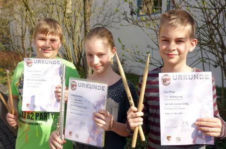 Musikverein Hallstadt Leistungsprüfung 2016 2