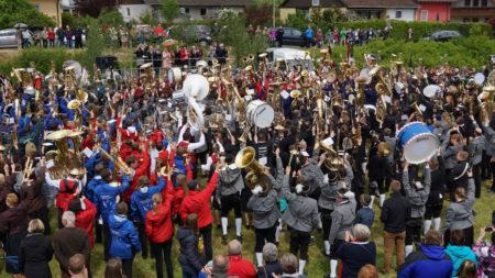 50 Jahre MV Rattelsdorf 2016 Kreismusikfest