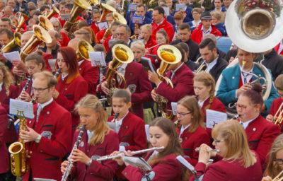 50 Jahre MV Rattelsdorf Kreismusikfest 400