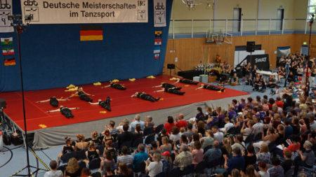 Deutsche Meisterschaft Tanz Rattelsdorf 2016 2