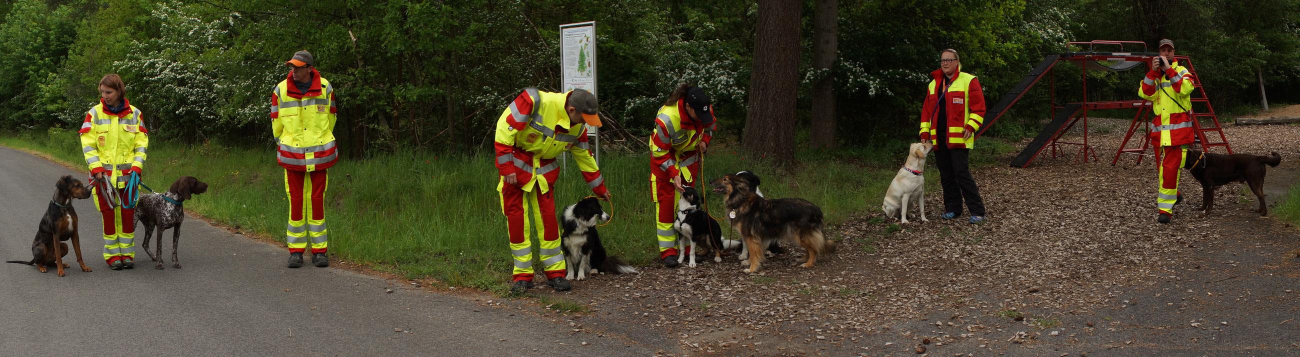 Hundestaffel Muna Breitengüßbach 2016