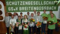 Schützenfest Breitengüßbach 2016 400