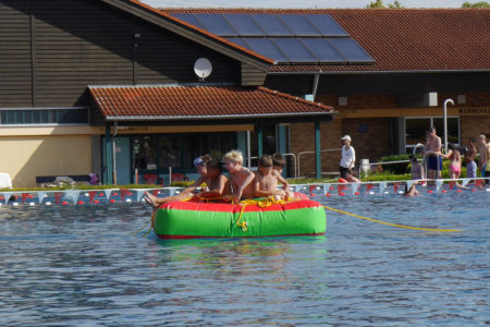 Integratives Schwimmfest Zapfendorf 2016 1