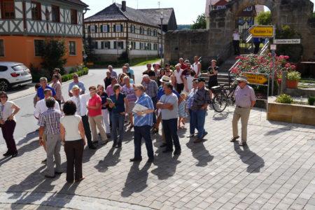 Oberleitbach Dorfwettbewerb 2016 2