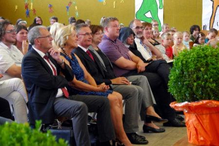 Verabschiedung Rektor Zapfendorf 2