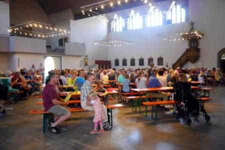 Baunach Kirchenschließung 2