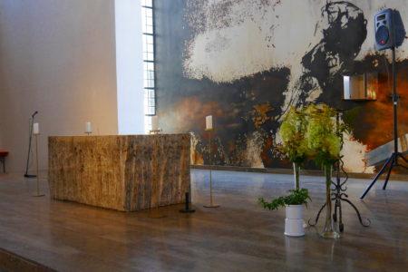 Baunach Kirchenschließung 2016