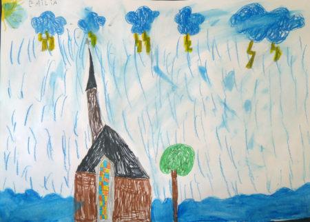 Malwettbewerb Kemmern 2016 1b. Klasse 1 Emilia Grimm