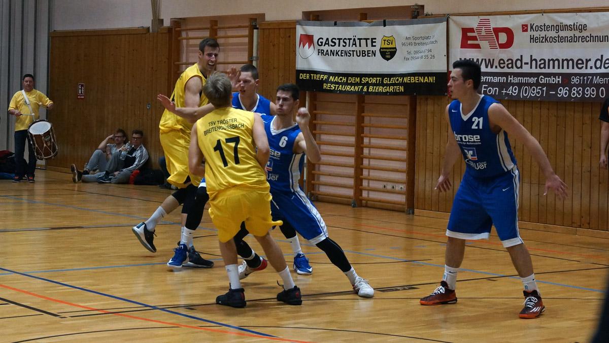 Basketball Breitengüßbach