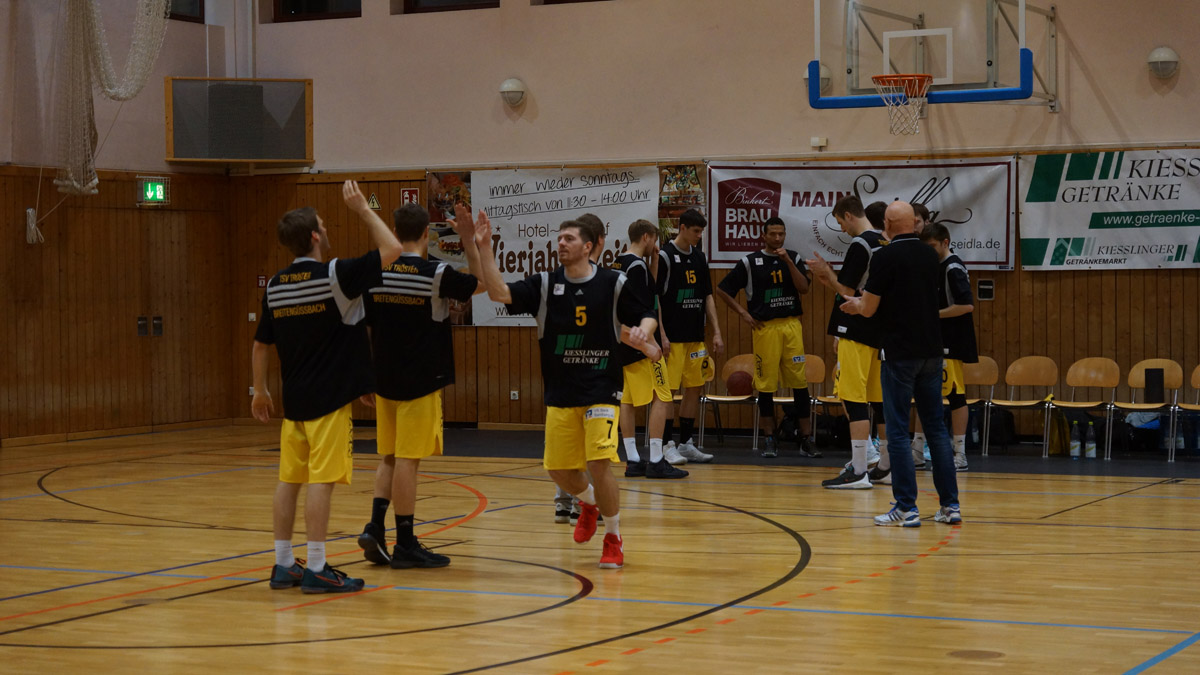 Basketball TSV Breitengüßbach Coburg 2017 (2) - Nachrichten am Ort