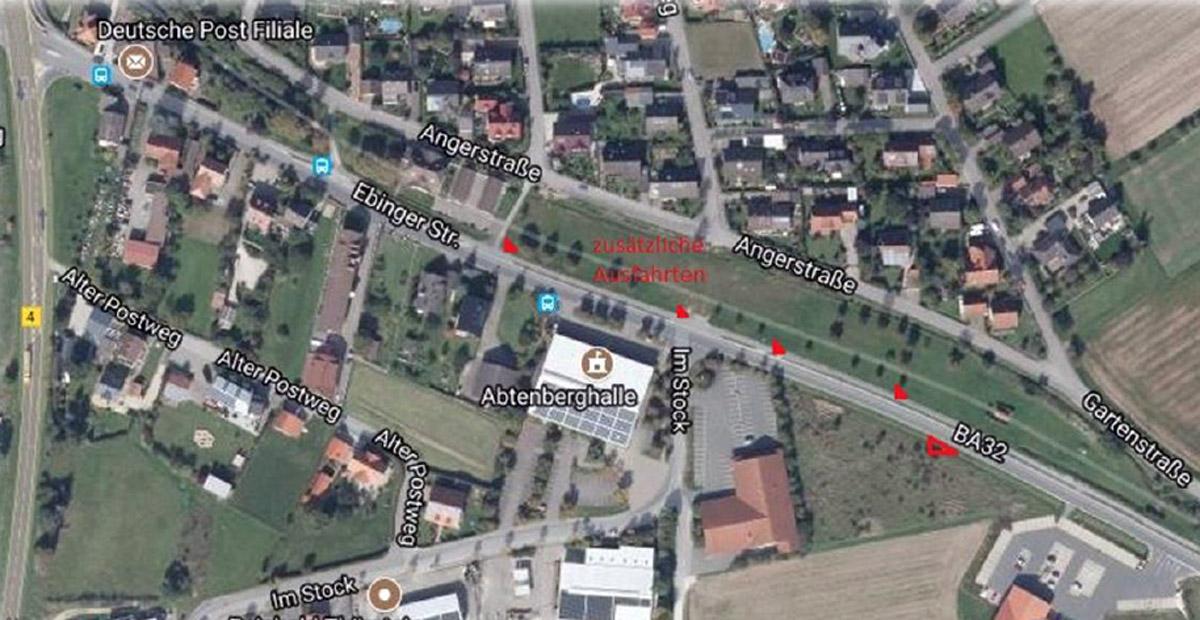 Lageplan: Hier Soll Das Neue Gebiet Entstehen.