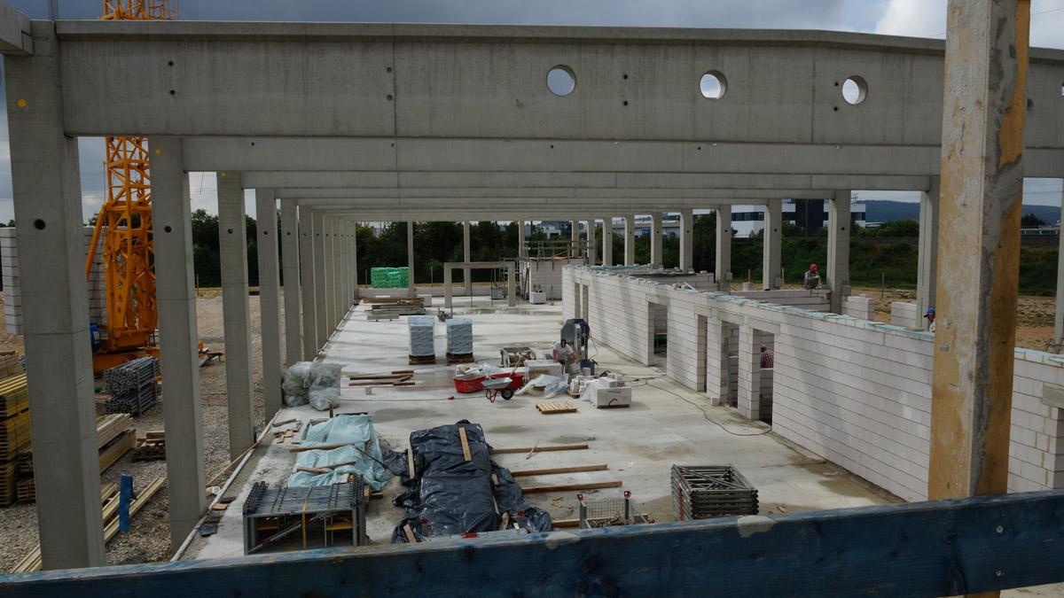 Baustelle: Wo Hallstadts Feuerwehr ihre neue Heimat finden wird ...