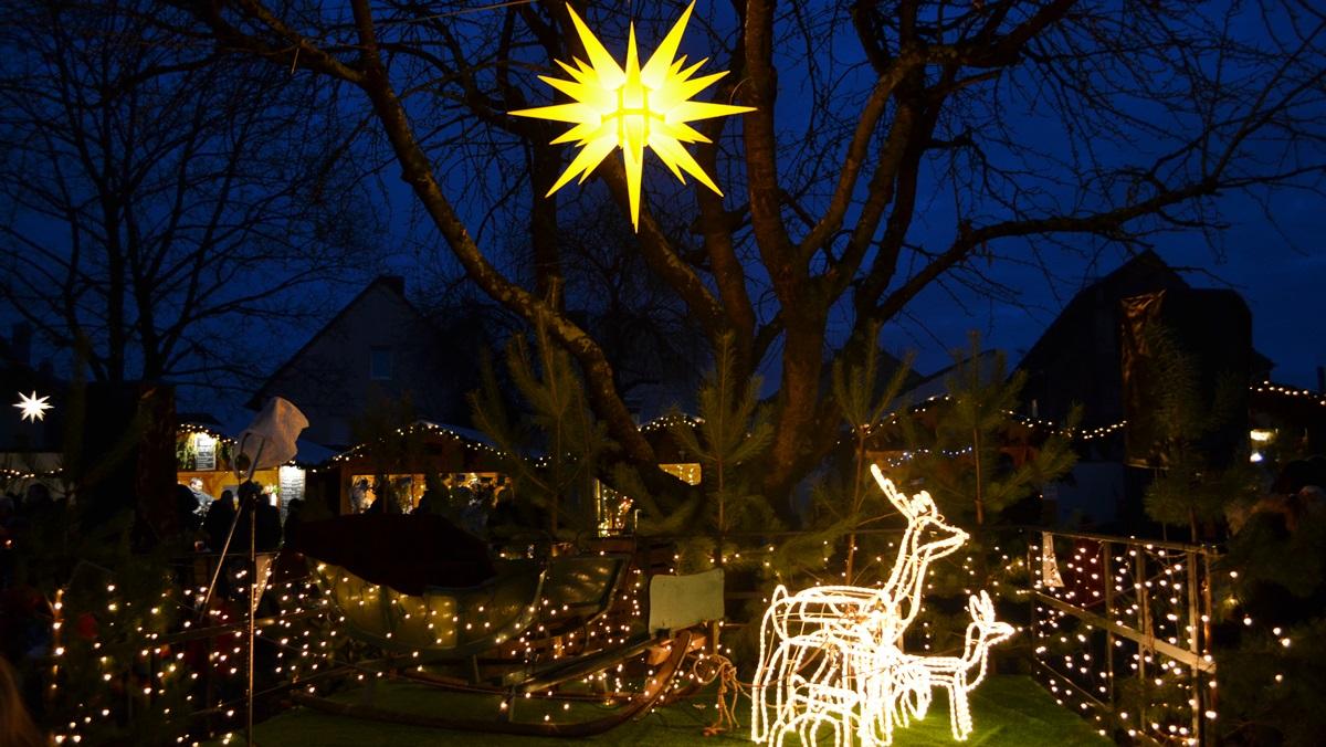 Bildergebnis für weihnachtsmarkt breitengüßbach